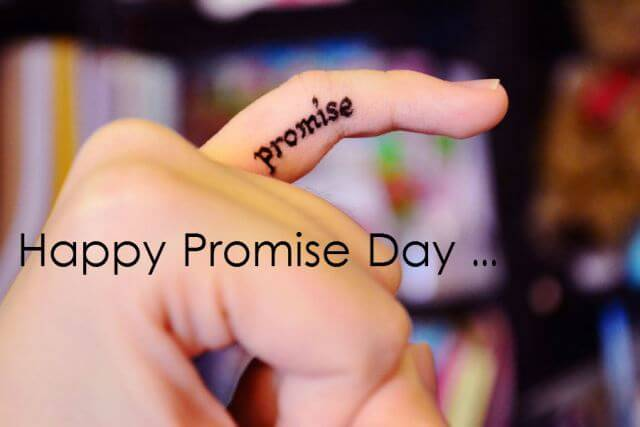 Promise Day Images 2017 for Lover