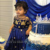 Cutie Pie in Blue Kids Frock