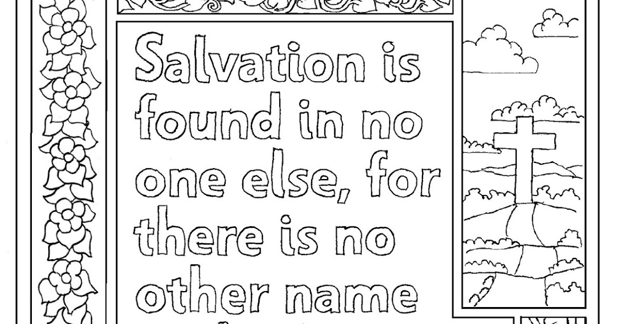 bible coloring pages acts 12 - photo#8
