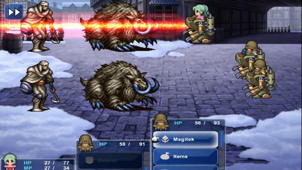 Final Fantasy VI PC Full Español
