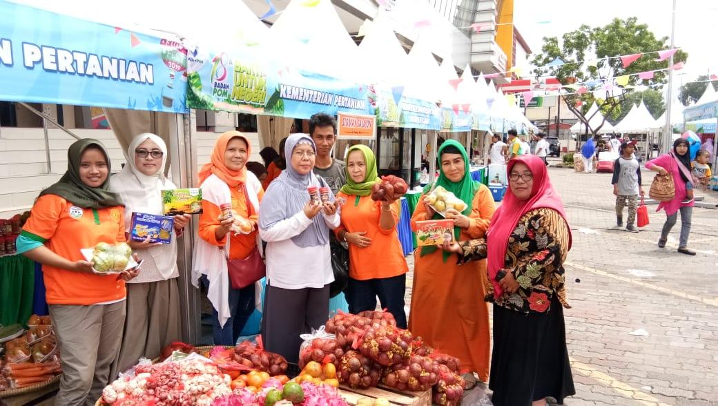 Gelar Pasar Tani, Mendekatkan Petani dengan Konsumen