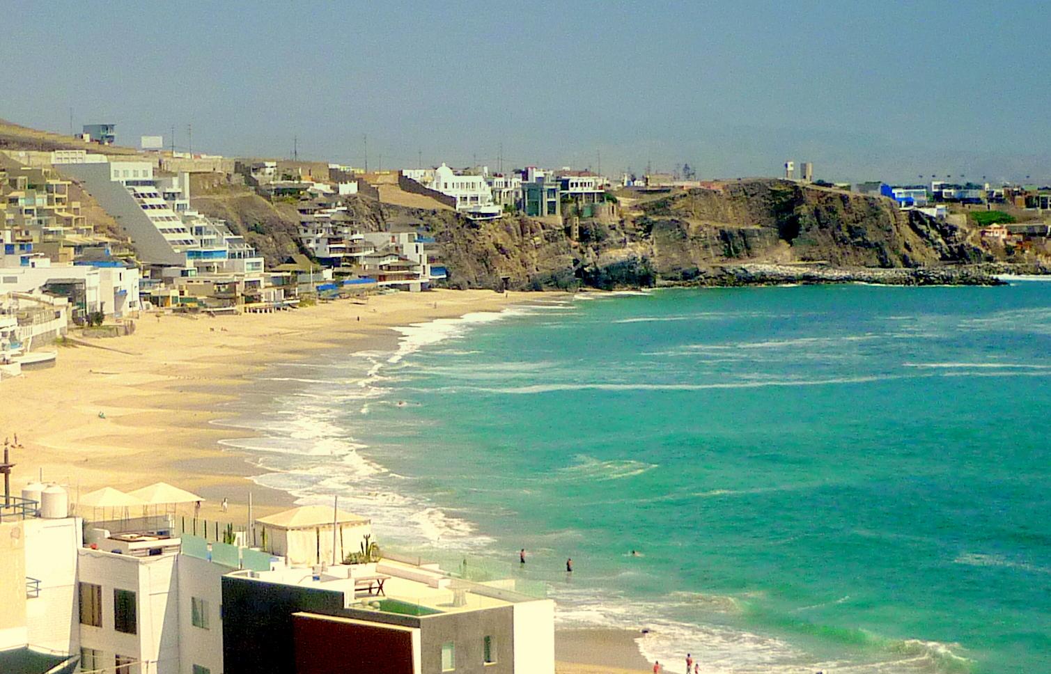 Hoteles De Playa En Peru