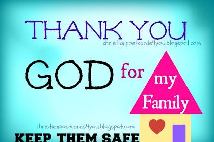 Semua Posting Tentang Thank You For My Family Quotes Ada Dihalaman
