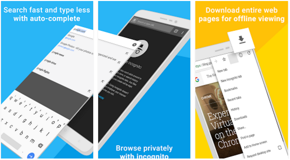 Google Chrome: Fast & Secure free download latest version for Android
