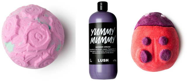 Mothers Day with Lush