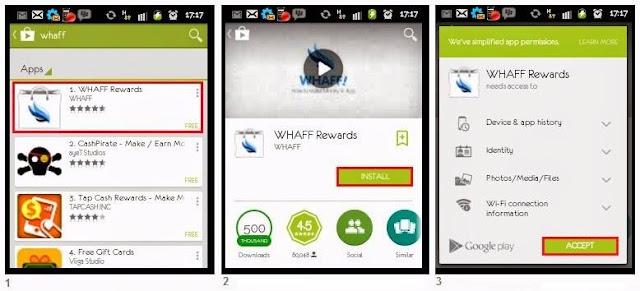 Cara Terbaru Mendapatkan dollar gratis dari android