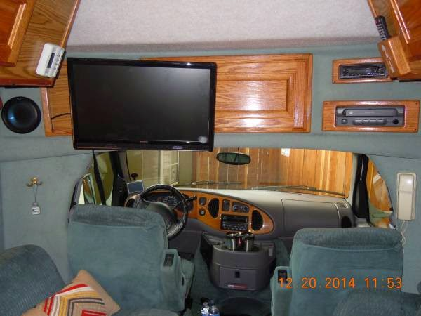Used Rvs 2000 Chinook Concourse 21 Ft Rv For Sale By Owner