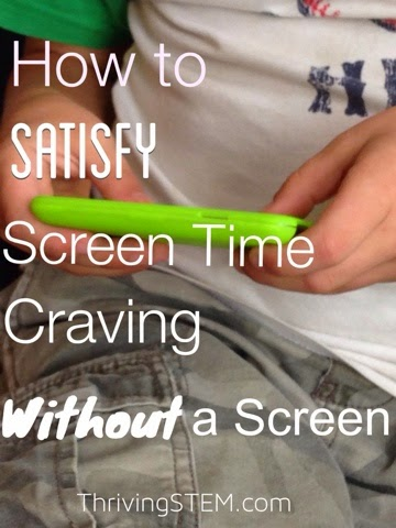 Link to How to Satisry Screen Time Craving without a screen