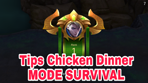 Tips Menang Mudah Bermain Survival Mode Mobile Legends