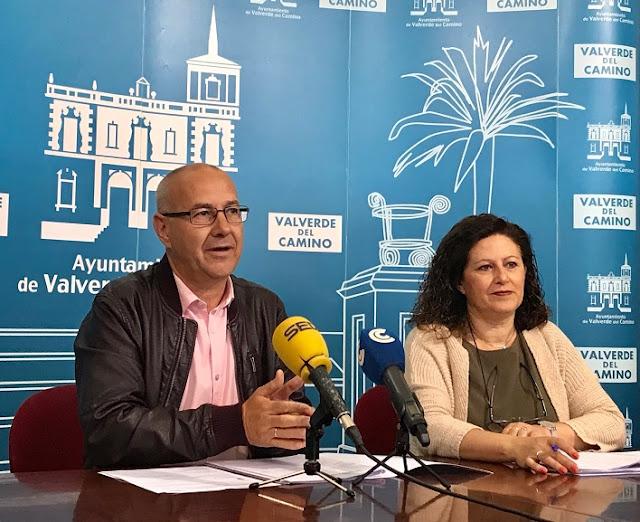 El Ayuntamiento de Valverde del Camino creará 21 puestos de trabajo a través de un Programa de Empleo destinado a personas en situación de exclusión social