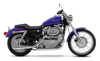 sportster 883 custom 2002