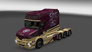 Scania Rudy Trucking