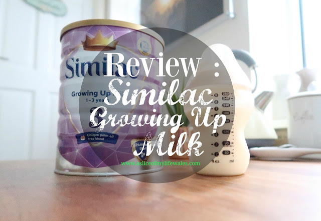 Review Similar Growing Up Milk - Formula aimed at ages 1-3 years - palm oil free blend