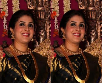 Keerthi Reddy Tholi prema Fame | Keerthi reddy at his Cousin marriage