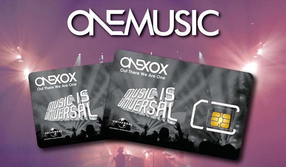 ONEXOX ONEMUSIC
