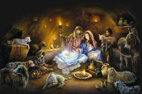 Baby Jesus Christmas Wallpapers