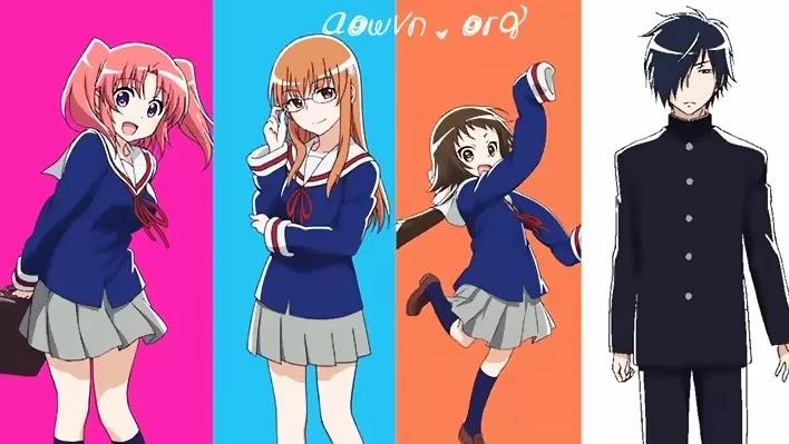mikakunin aowvn6 - [ Anime 3gp Mp4 ] Mikakunin De Shinkoukei + OVA | Vietsub - Đời thường cực hài