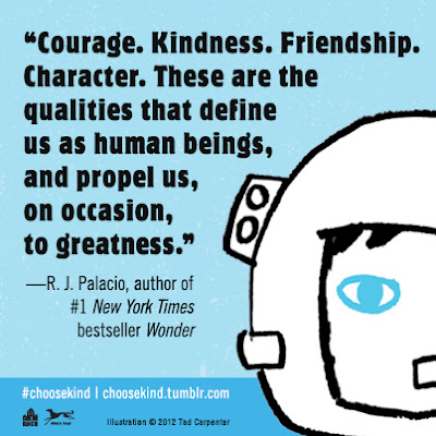 WONDER #ChooseKind #ad