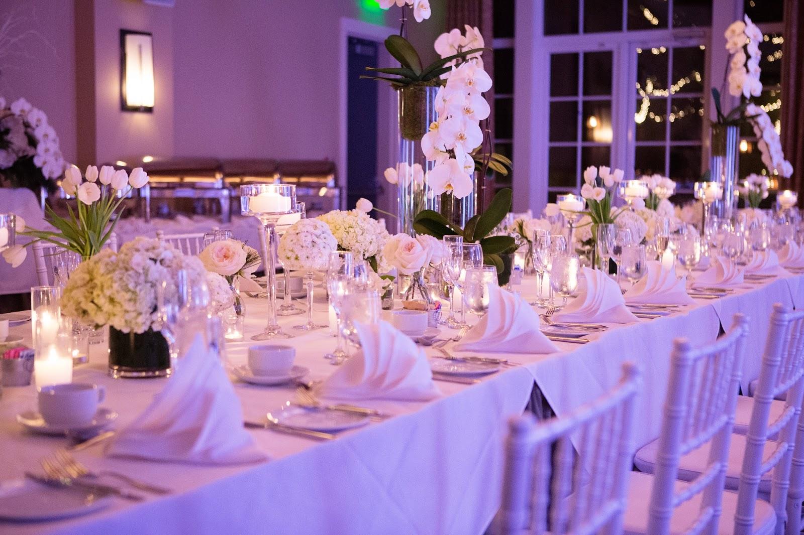 Fiori Floral Design: Talea and Eric\'s Winter Wedding at Alderbrook ...
