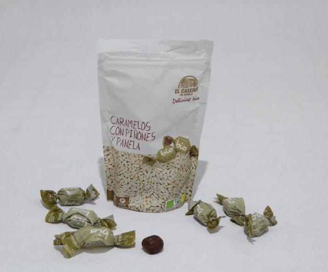 Caramelos Ecológicos y Veganos