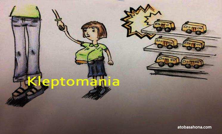 Apakah Perilaku Korupsi Penyakit Kleptomania ?