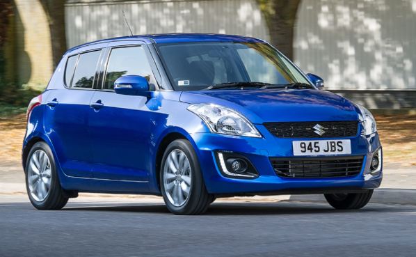 Feature Suzuki Swift