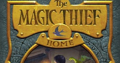 the magic thief found prineas sarah caparo antonio javier