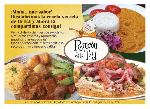 Mi Pueblo Food Menu