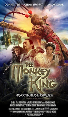 Sinopsis film The Monkey King (2014)