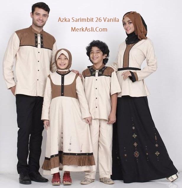 Azka Sarimbit 26 Vanila