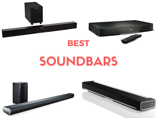 List of best soundbars for home music and TV