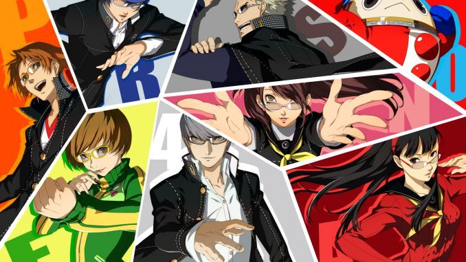 Persona 4 the Animation BD Episode 01-25 BATCH Subtitle Indonesia