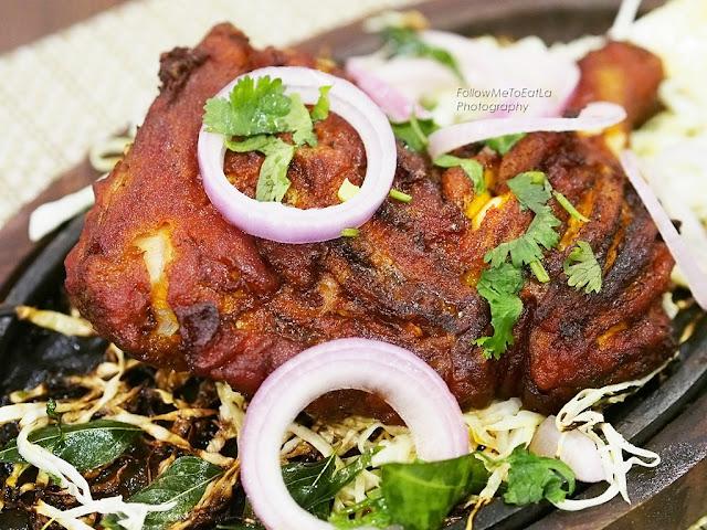 Chicken Andhra Roast