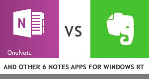 Surface RT & Windows RT REAL Review: Notes Taking ! Do you