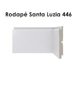 Rodapé Branco no Ipiranga