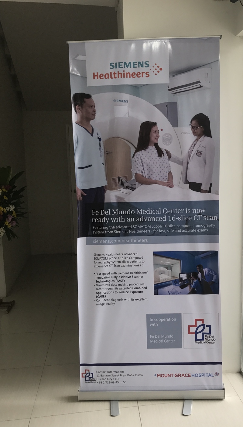 Fe Del Mundo Medical Center launches newly upgraded hospital