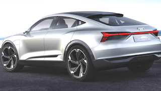Audi E-Tron Sportback 2019