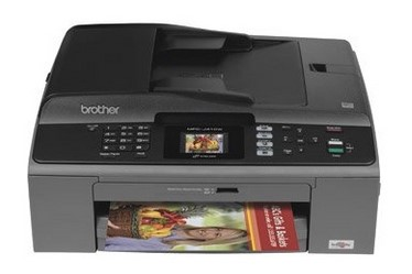 PRINTER DRIVER SUPPORT: Brother MFC-J435W Driver Download