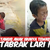 Ibunya Tukang Sapu Tewas Tabrak Lari, Foto Tangis Anak Ini Bikin Netizen Banjir Air Mata