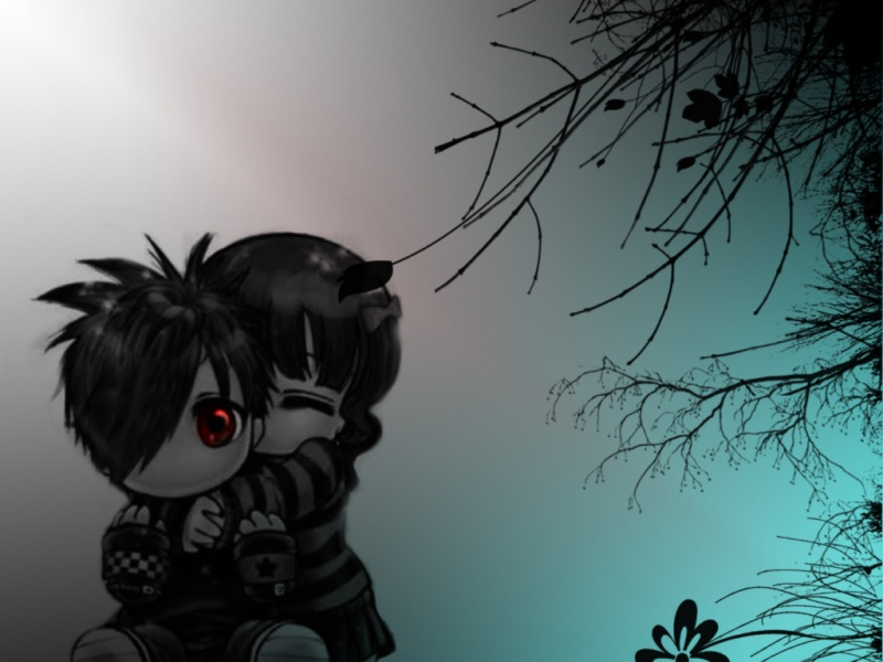 Info wallpapers emo anime wallpaper - Emo anime wallpaper ...