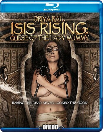 Curse Of The Lady Mummy (2013) Dual Audio Hindi 720p BluRay x264 750MB Movie Download