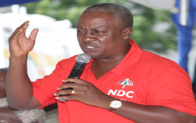 NDC's early campaign strategy may hurt economy – Economist warns