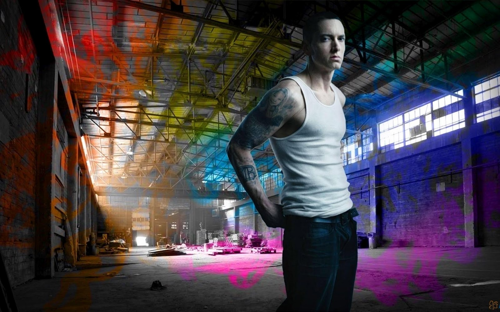 Hot Babes Single Eminem Desktop Hd Wallpapers 2012-2013-4357