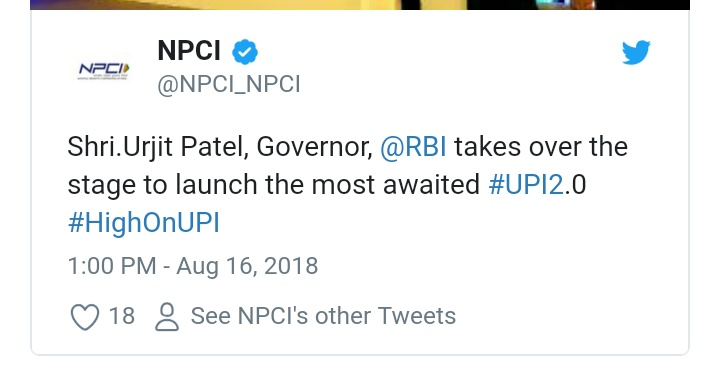 NPCI launches UPI 2.0 with overdraft facility, block payment option, QR code payment 2