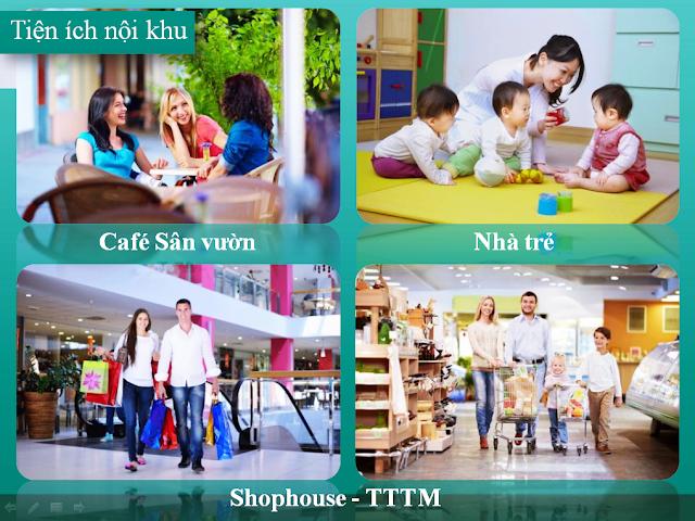 Tiện ích đồng bộ tiêu chuẩn tại chung cư Hoàng Quốc Việt