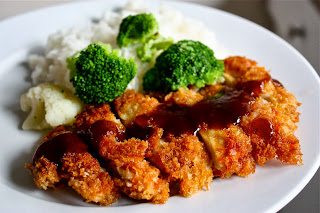 Resep Chicken Katsu Ayam