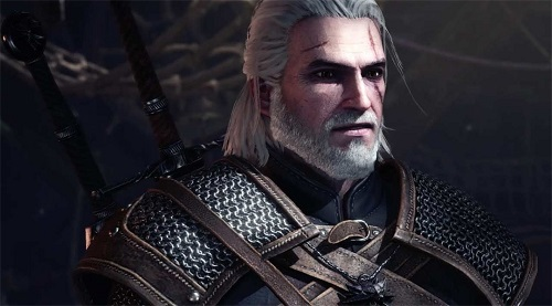 Monster Hunter World Witcher Crossover Gameplay