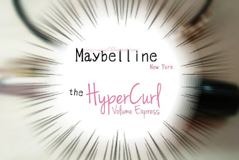 Review Maybelline Volum' Express the Hypercurl
