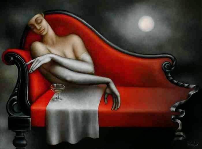 Французская художница. Odile de Schwilgue