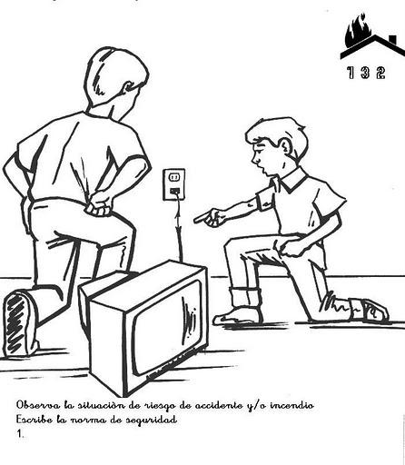 Imagenes De Escuelas Infantiles Para Colorear